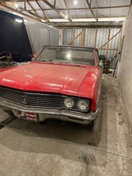 1964 Buick Skylark for sale at Classic Car Deals in Cadillac MI