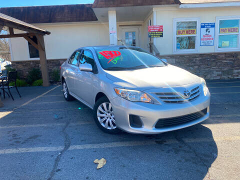 2013 Toyota Corolla for sale at Hola Auto Sales Doraville in Doraville GA