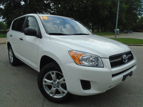 2010 Toyota RAV4 for sale at Sunshine Auto Sales in Kansas City MO
