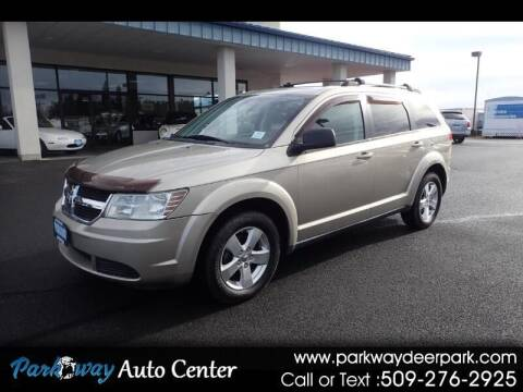2009 Dodge Journey for sale at PARKWAY AUTO CENTER AND RV in Deer Park WA