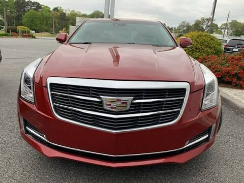 2015 Cadillac ATS for sale at Southern Auto Solutions-Jim Ellis Volkswagen Atlan in Marietta GA
