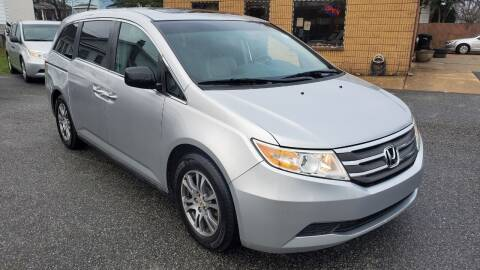 2012 Honda Odyssey for sale at Citi Motors in Highland Park NJ