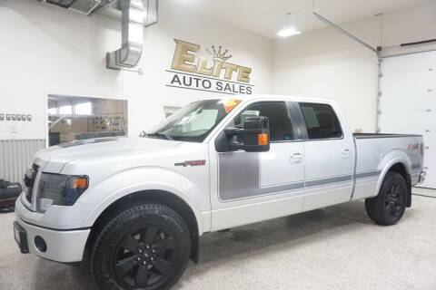 2013 Ford F-150 for sale at Elite Auto Sales in Ammon ID