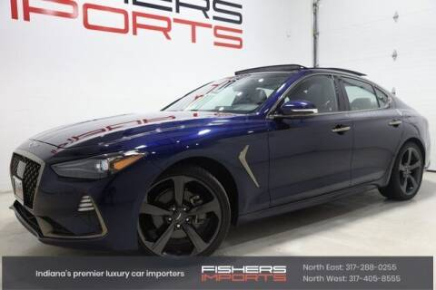 2019 Genesis G70 for sale at Fishers Imports in Fishers IN