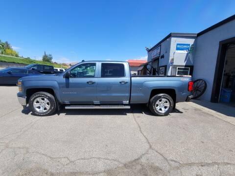 2014 Chevrolet Silverado 1500 for sale at Independent Performance Sales & Service in Wenatchee WA