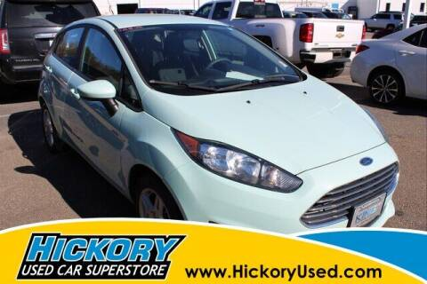 2017 Ford Fiesta for sale at Hickory Used Car Superstore in Hickory NC