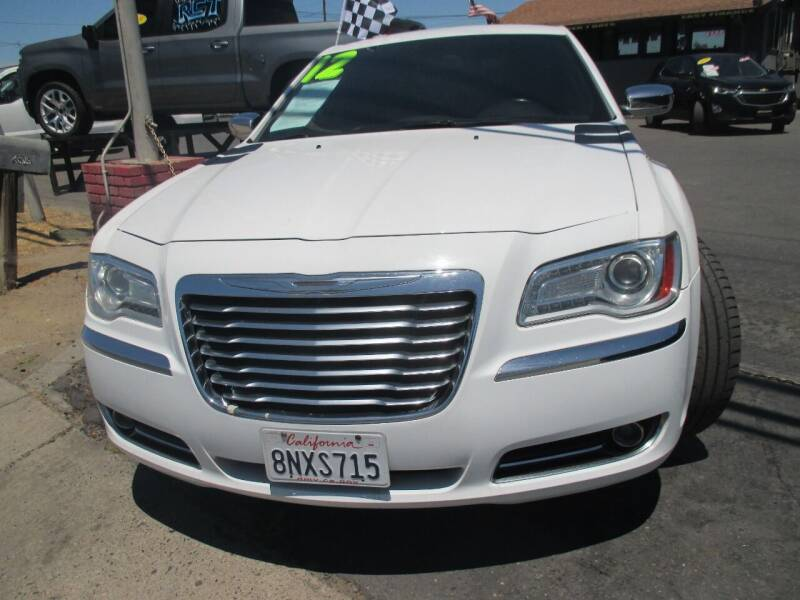 2012 Chrysler 300 for sale at Quick Auto Sales in Modesto CA