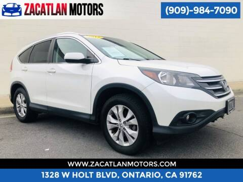 2013 Honda CR-V for sale at Ontario Auto Square in Ontario CA