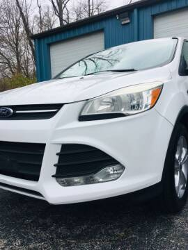 2013 Ford Escape for sale at Thompson Auto Diagnostics / Auto Sales Division in Mishawaka IN