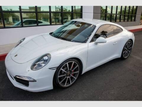 2013 Porsche 911 for sale at REVEURO in Las Vegas NV