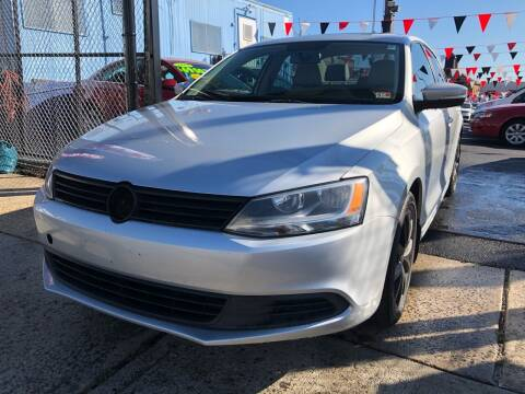 2012 Volkswagen Jetta for sale at GW MOTORS in Newark NJ