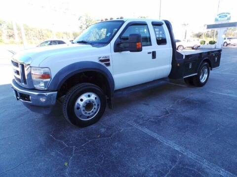 2009 Ford F-450 Super Duty for sale at TIMBERLAND FORD in Perry FL