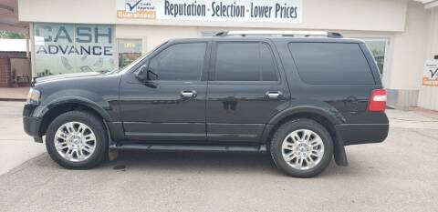 2014 Ford Expedition for sale at HomeTown Motors in Gillette WY