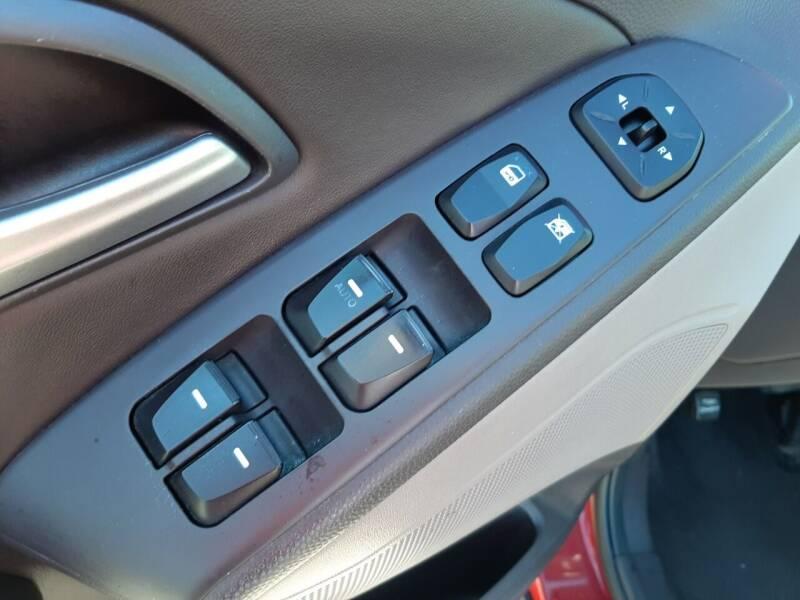 2013 Hyundai Tucson AWD Limited 4dr SUV - Wauseon OH