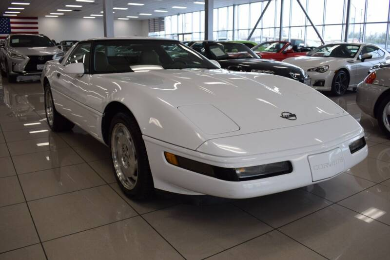 1995 Chevrolet Corvette for sale at Legend Auto in Sacramento CA