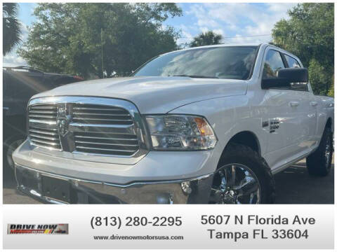 2019 RAM Ram Pickup 1500 Classic for sale at Drive Now Motors USA in Tampa FL