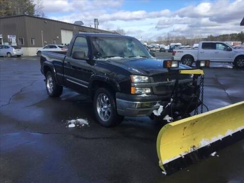 2004 Chevrolet Silverado 1500 for sale at SHAKER VALLEY AUTO SALES in Enfield NH