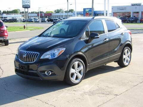 2015 Buick Encore for sale at Rochelle Motor Sales INC in Rochelle IL