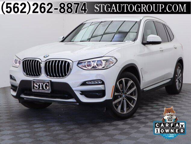 2019 BMW X3 for sale in Bellflower, CA