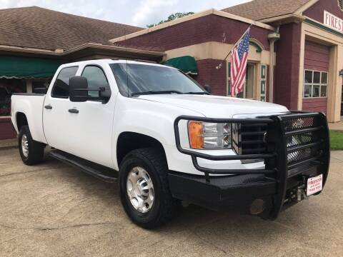 2009 GMC Sierra 2500HD for sale at Firestation Auto Center in Tyler TX