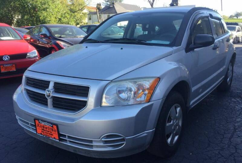 2007 Dodge Caliber for sale at Knowlton Motors, Inc. in Freeport IL
