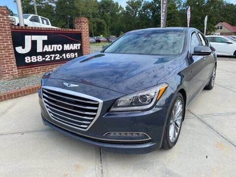 2017 Genesis G80 for sale at J T Auto Group in Sanford NC