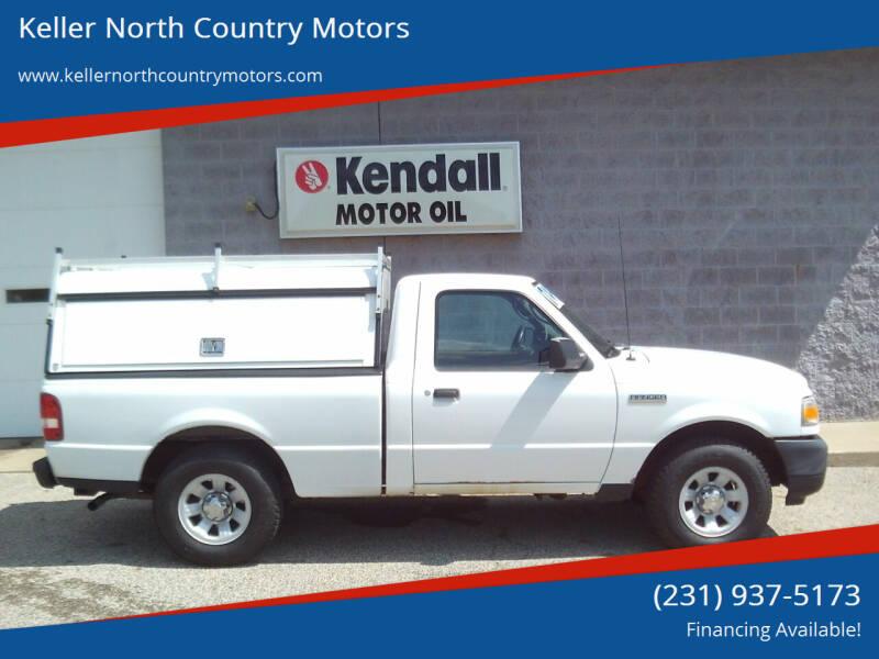 2011 Ford Ranger for sale at Keller North Country Motors in Howard City MI