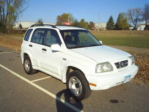 2000 Suzuki Grand Vitara for sale at Dales Auto Sales in Hutchinson MN