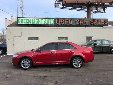 2010 Lincoln MKZ for sale at Green Light Auto in Sioux Falls SD