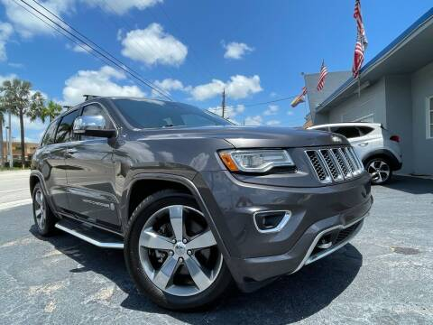 2014 Jeep Grand Cherokee for sale at Kaler Auto Sales in Wilton Manors FL
