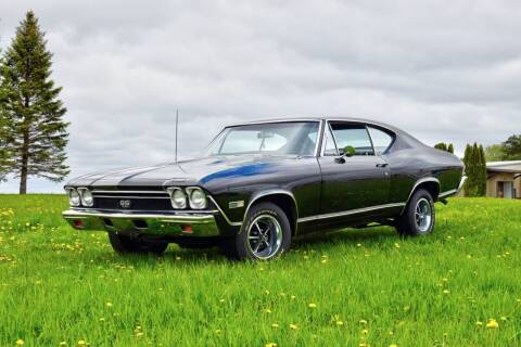 1968 Chevrolet Chevelle for sale at Hooked On Classics in Watertown MN