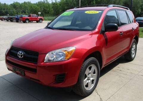 2010 Toyota RAV4 for sale at LOT OF DEALS, LLC in Oconto Falls WI