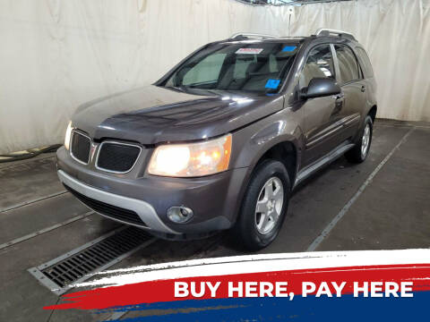 2007 Pontiac Torrent for sale at Government Fleet Sales - Buy Here Pay Here in Kansas City MO