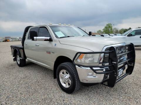 2010 Dodge Ram Pickup 2500 for sale at BERKENKOTTER MOTORS in Brighton CO