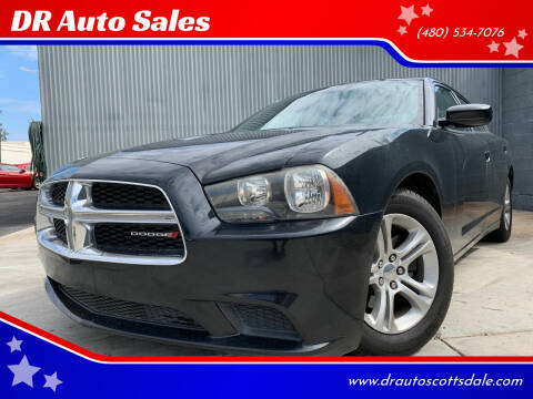 2013 Dodge Charger for sale at DR Auto Sales in Scottsdale AZ