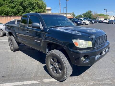 2007 Toyota Tacoma for sale at Robert Judd Auto Sales in Washington UT