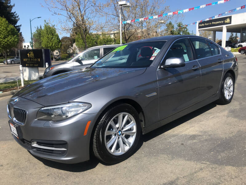 2014 BMW 5 Series for sale at Autos Wholesale in Hayward CA