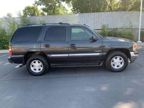 2004 GMC Yukon for sale at BITTON'S AUTO SALES in Ogden UT