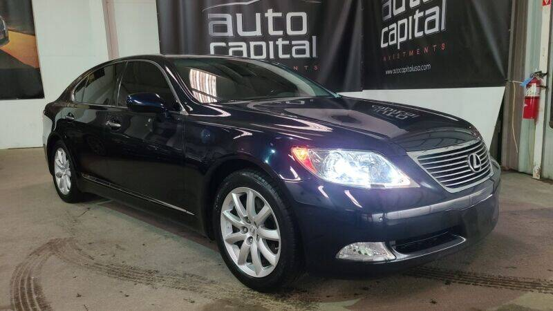 2008 Lexus LS 460 for sale in Fort Worth, TX
