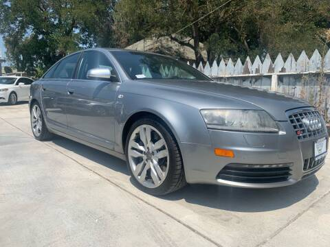 2008 Audi S6 for sale at Integrity Motorz, LLC in Tracy CA