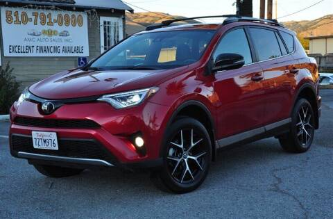 2017 Toyota RAV4 for sale at AMC Auto Sales, Inc. in Fremont CA