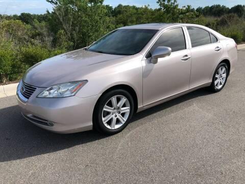 2007 Lexus ES 350 for sale at Auto Liquidators of Tampa in Tampa FL