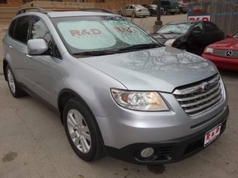2013 Subaru Tribeca for sale at R & D Motors in Austin TX