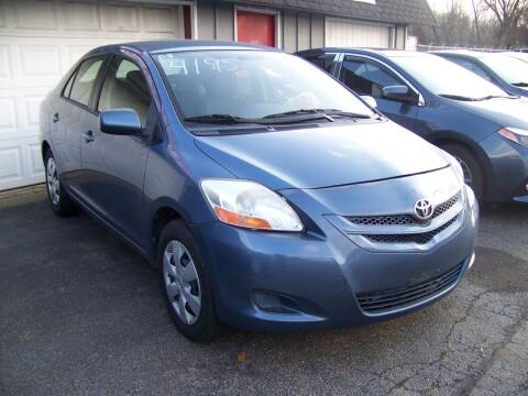 2008 Toyota Yaris for sale at Collector Car Co in Zanesville OH