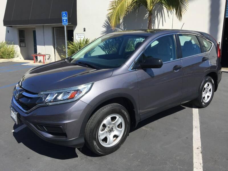 2016 Honda CR-V for sale at MANGIONE MOTORS ORANGE COUNTY in Costa Mesa CA