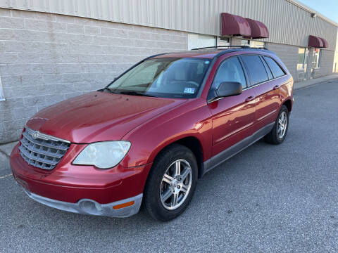 2008 Chrysler Pacifica for sale at CANDOR INC in Toms River NJ