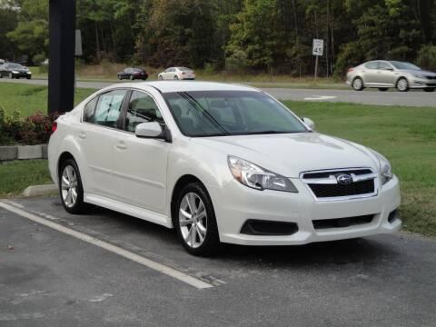 2013 Subaru Legacy for sale at Auto Viona LLC in Durham NC