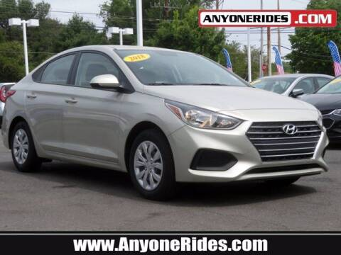 2019 Hyundai Accent for sale at ANYONERIDES.COM in Kingsville MD