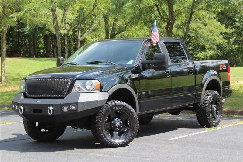 2008 Ford F-150 for sale at Quality Auto in Manassas VA