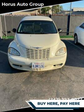 2005 Chrysler PT Cruiser for sale at Alliance Auto Group Inc in Fullerton CA